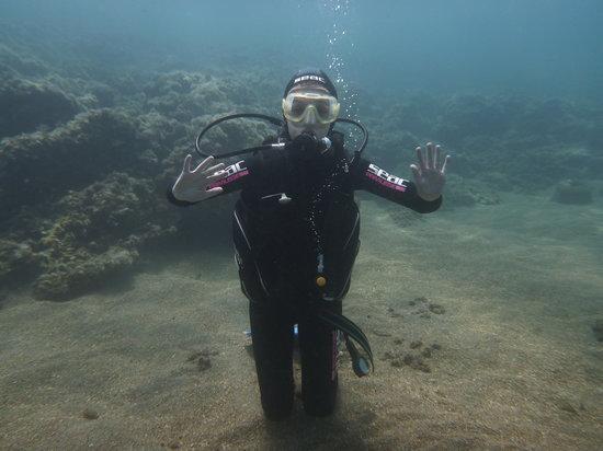 Paradise Dive Center: encore moi