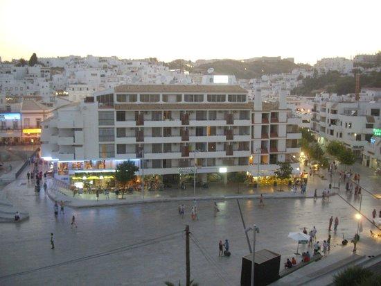 Edificio Albufeira Apartments: Apartamento desde el mirador