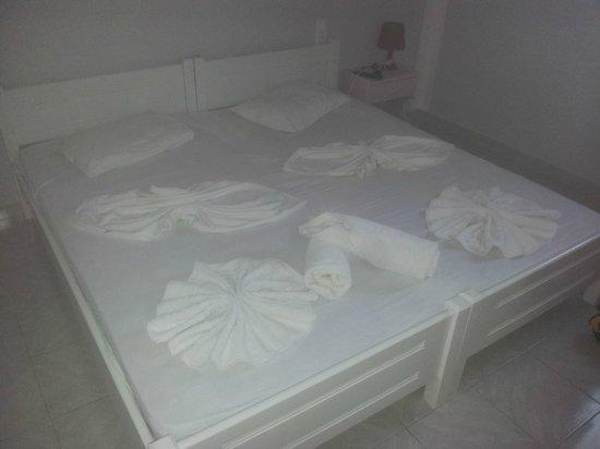 Villa Valvis : Bed