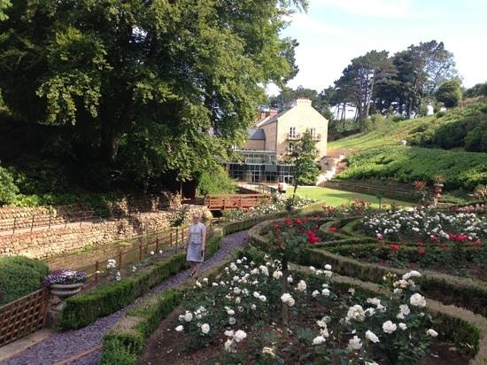 Raithwaite Estate : The beautiful gardens