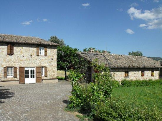 Country House Villacasabianca1573: vista generale
