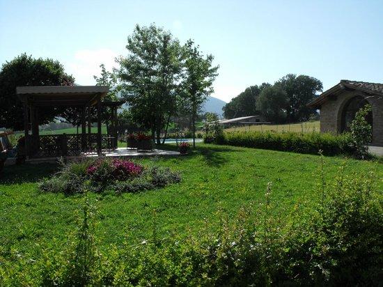 Country House Villacasabianca1573: giardino