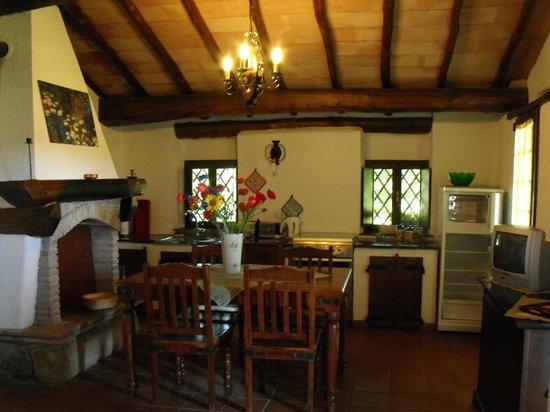 Country House Villacasabianca1573: interno
