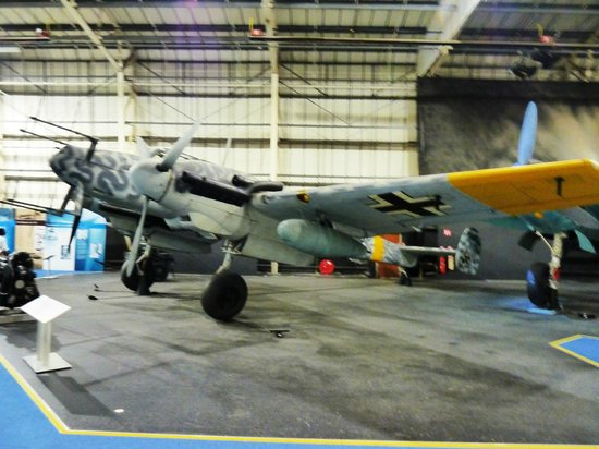 The Royal Air Force Museum London : BF-110