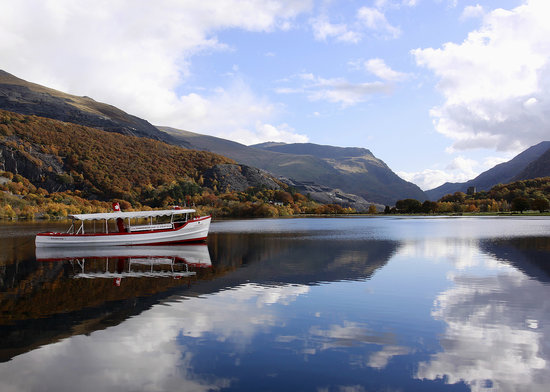 Snowdon Star Llanberis Lake Cruises