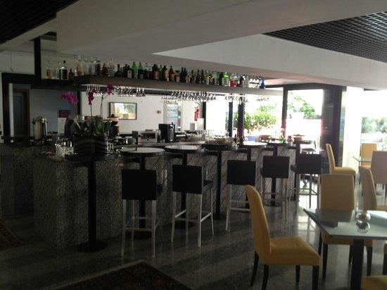 Salo' du Parc Hotel: Bar