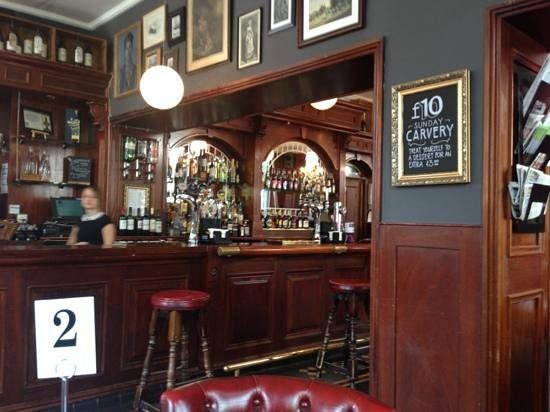 Photo of Bar The Mitre Greenwich at 291 Greenwich High Road, London SE10 8NA, United Kingdom