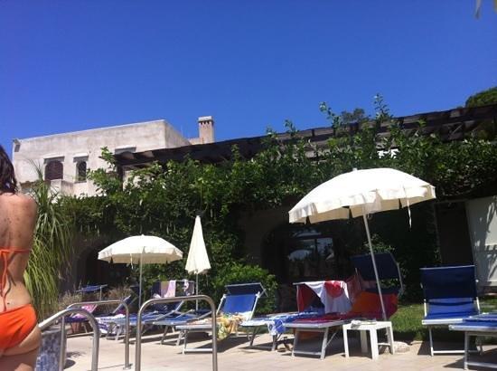 Hotel San Nicola Terme: struttra esterna