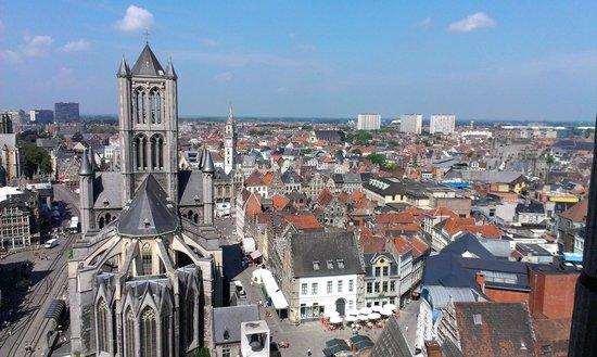 Ghent City Center: Классический вид