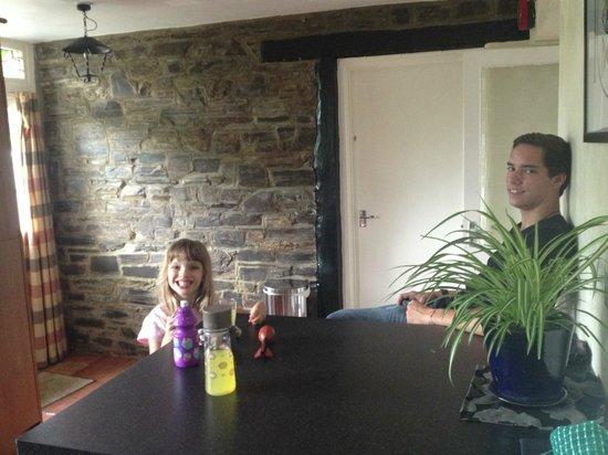 Lifton Hall Hotel: kitchen