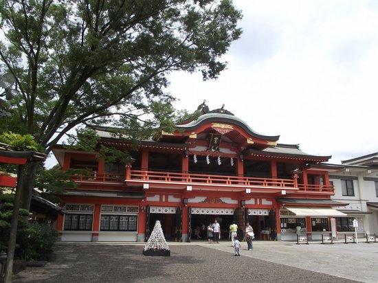 Chiba Shrine : 重層社殿