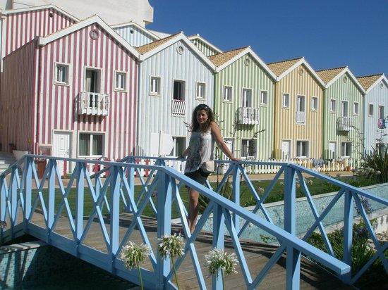 Hotel Cristal Praia Resort & Spa: A paisagem
