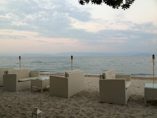 SeaBird Hotel : View from beach bar