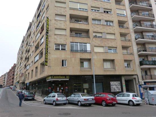 Hotel R. Castellano III: Aangenaam (familie)hotel