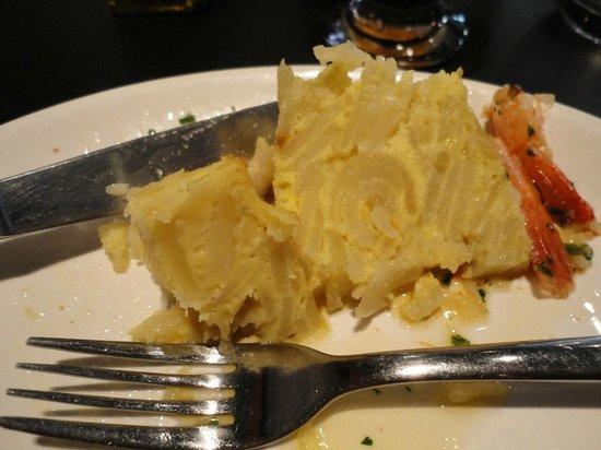 Entretapas: Tortilla