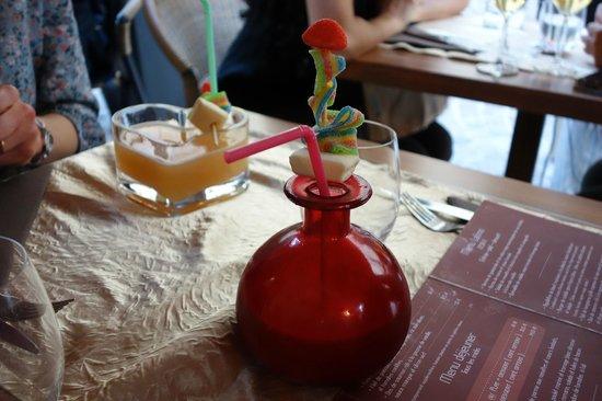 Sisco : Encore des cocktails ;)