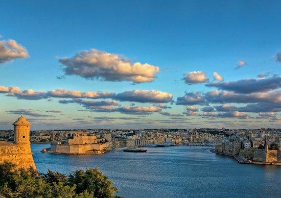 Palazzo Prince D'Orange Luxury Suites: Breathtaking views....