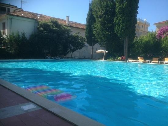 Helios Hotel: la piscina