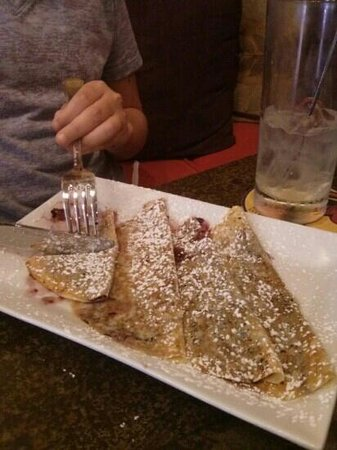 The North Point: crepes