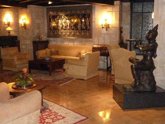 Hotel BonSol Resort & Spa: Lounge