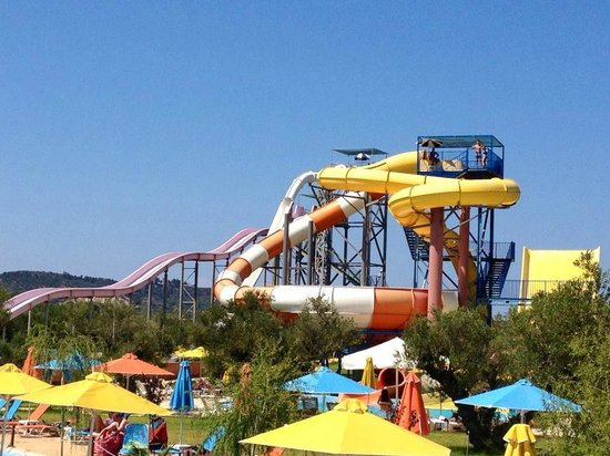water park - Picture of Water Village, Zakynthos - TripAdvisor