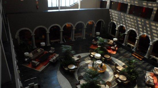 Parador de la Seu d'Urgell : El claustro del viejo convento