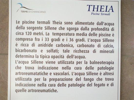 Hotel Garden: Piscine Termali Theia a 400 metri