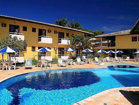 Sunshine Praia Hotel : piscina