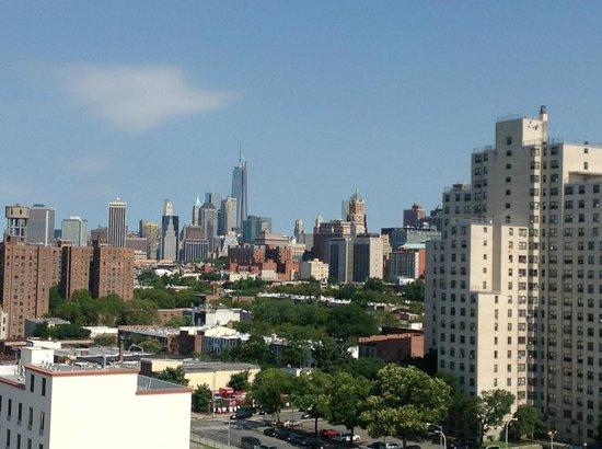 Fairfield Inn & Suites New York Brooklyn: Manhattan, including the new World Trade Center tower
