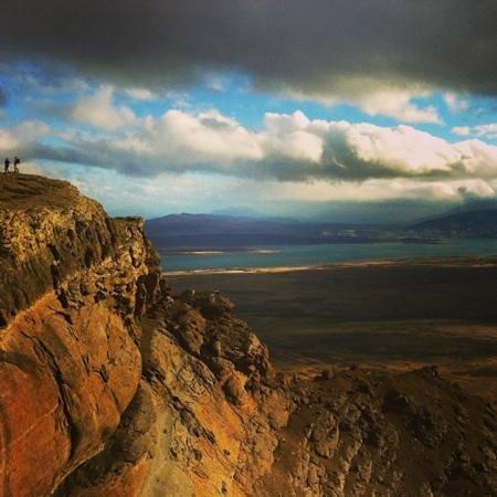 Mirador Cerro Dorotea: Mirador de cabalgatas