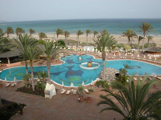 SBH Costa Calma Palace : la piscina