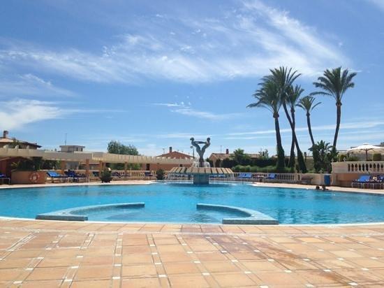 GPRO Valparaiso Palace & SPA: piscine