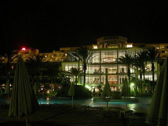 SBH Costa Calma Palace : l'albergo dall'esterno