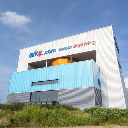 Airkix Indoor Skydiving Manchester