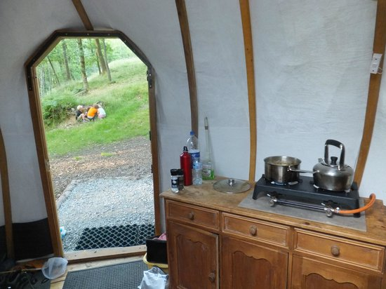 Low Wray National Trust Campsite: wild in style yourth