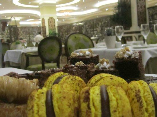 La Marquise Luxury Resort Complex: PRIVE ΧΩΡΟΣ ΕΣΤΙΑΤΟΡΙΟΥ