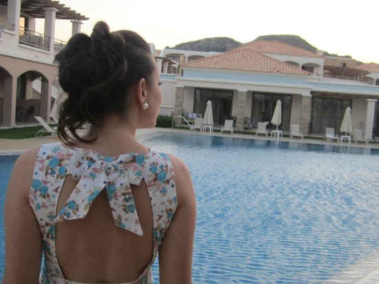 La Marquise Luxury Resort Complex: ΠΙΣΙΝΕΣ ΕΞΩ ΑΠΟ ΤΑ ΔΩΜΑΤΙΑ