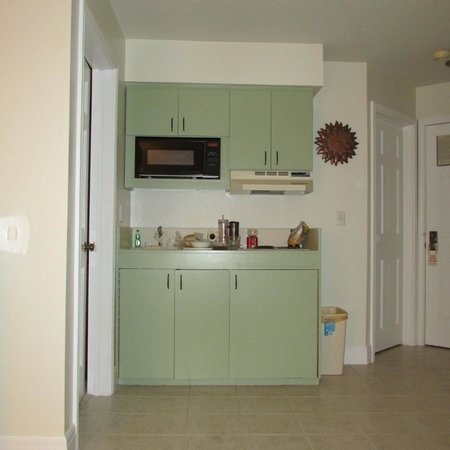 Baileys Harbor Yacht Club Resort: kitchenette