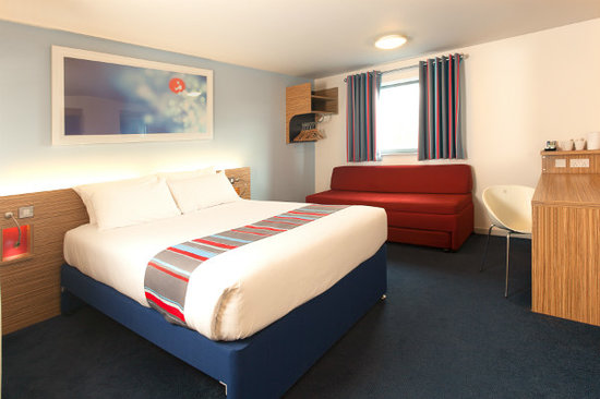 Travelodge Liverpool Central Exchange Street Hotel: Family Room