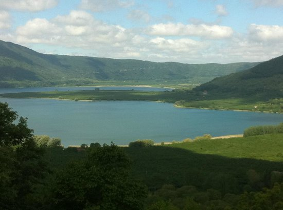 Villa La Paiola : vue sur le lac