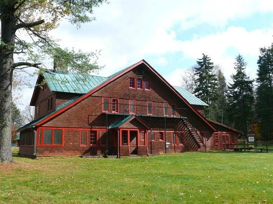 Great Camp Sagamore: Chalet (Gift Shop location)