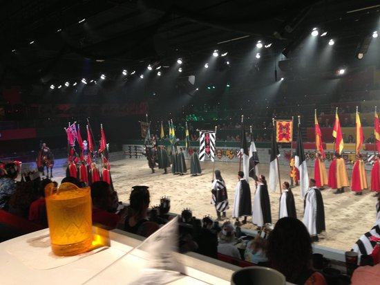 Medieval Times Dinner & Tournament: Knights