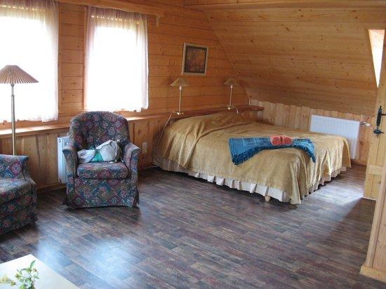 Villa Elizabete: room where we stayed