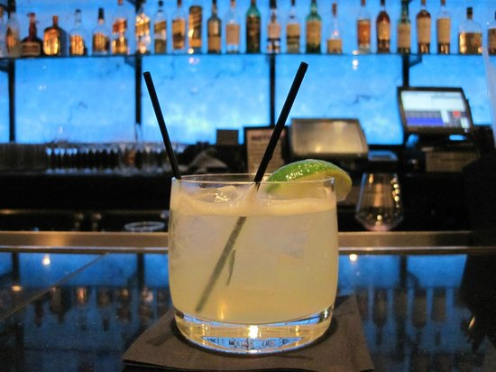 Grand Hyatt DFW: Margarita at Met Lounge