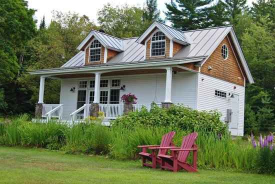 Sugar Hill Inn : The Dream Cottage (it certainly was a dream)