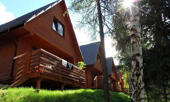 Ośrodek Matiaszówka - Domki w Bieszczadach