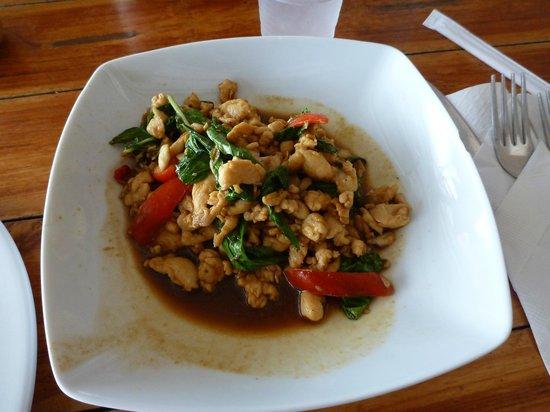 Cocohut Village Beach Resort & Spa: Pranzo al ristorante