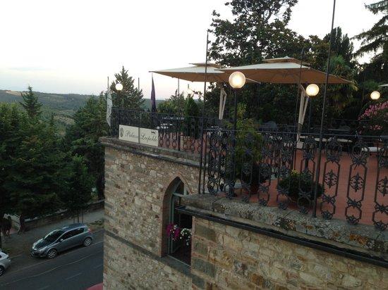 Palazzo Leopoldo Dimora Storica & Spa: View from Room 3