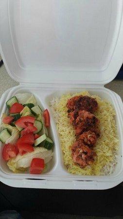 Zum Inder: New lunch takeway @5.10 only