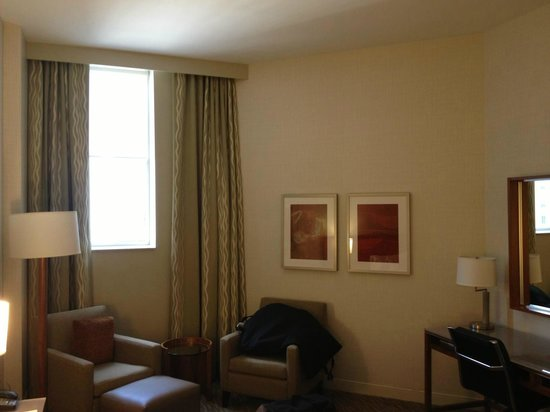 "The Westin Minneapolis : A not so ""Grand Deluxe"" room"